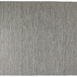 Ullmatta handvävd grå