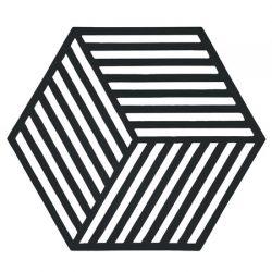 Hexagon grytunderlägg Zone