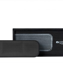 aGROOVE, Bluetooth-högtalare, Black Edition