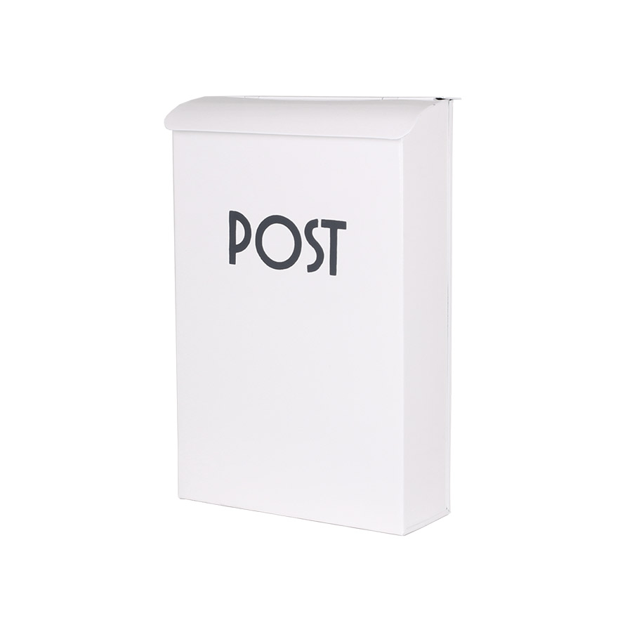 Minipostlåda off-white