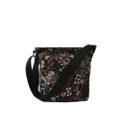 Shoulder bag liten Mixed Flower