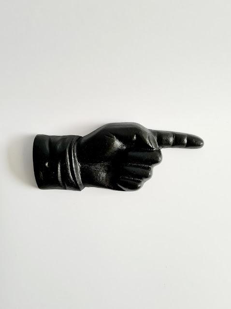 Hand gjutjärn