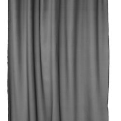 Duschdraperi Match grå 200x240